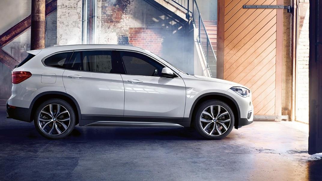 BMW X1 Public 2020 Exterior 004