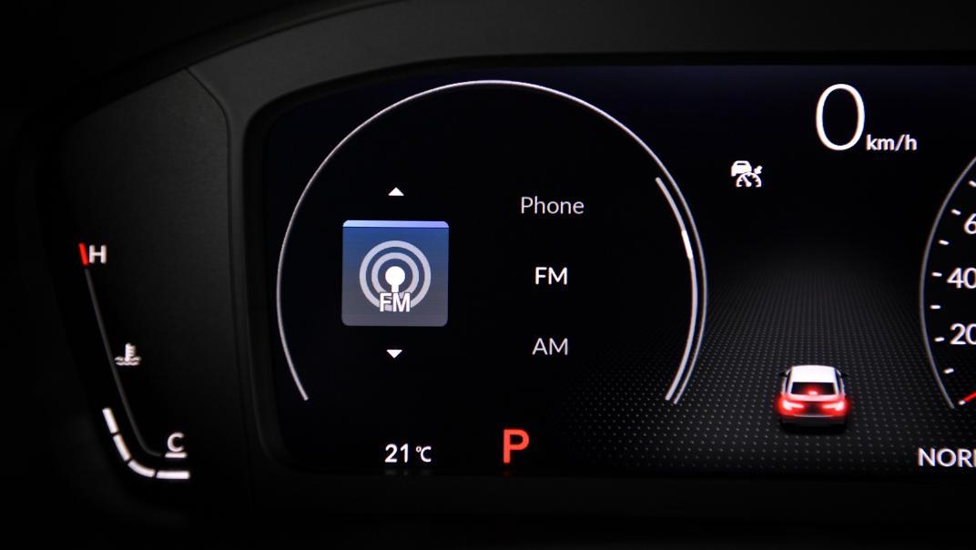 2022 Honda Civic RS Interior 037