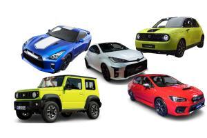 Top 5 รถญี่ปุ่นในบ้านเรา ที่คนไทยทายไม่ถูกแน่ว่ากี่บาท เฉลยหมดทุกรุ่น ใครว่าราคาถูก?