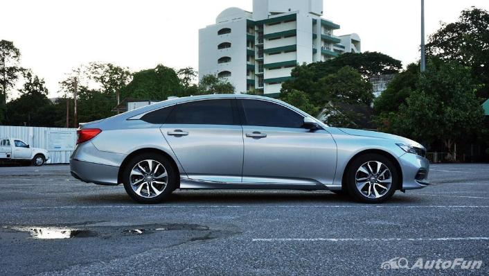 2020 Honda Accord 1.5 Turbo EL Exterior 004