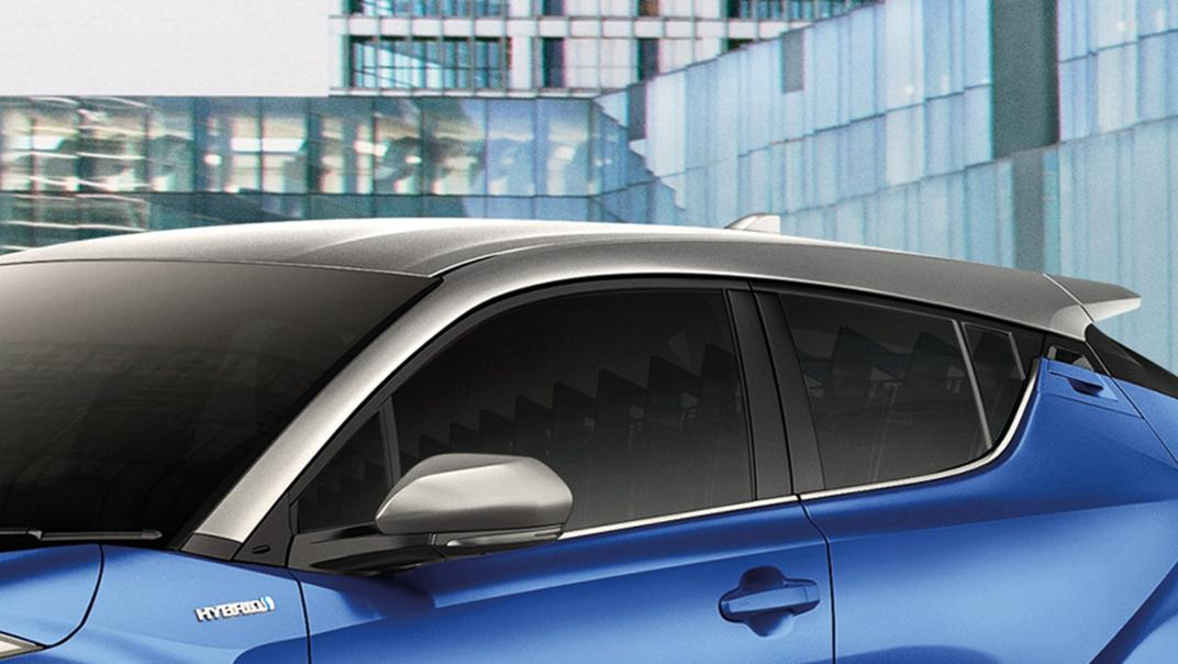 2021 Toyota C-HR Hybrid Premium Safety Exterior 032
