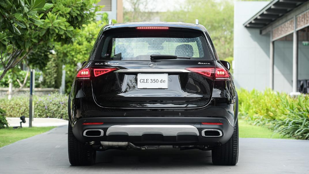 2021 Mercedes-Benz GLE-Class 350 de 4MATIC Exclusive Exterior 028