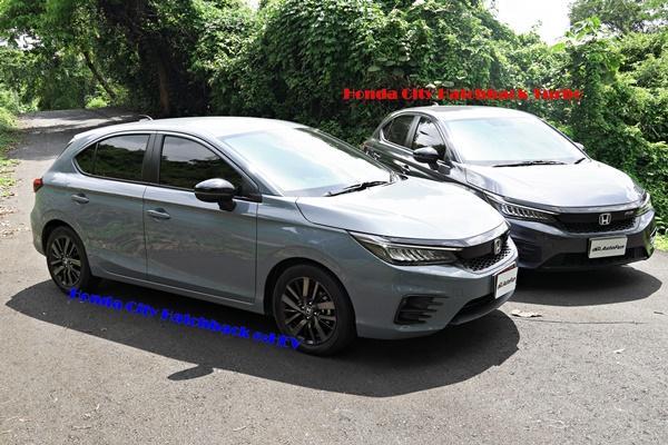 รีวิว 2021 Honda City Hatchback e:HEV จ่ายเพิ่มอีก 1 แสนจากเทอร์โบ โอเคจริงไหมนะ...