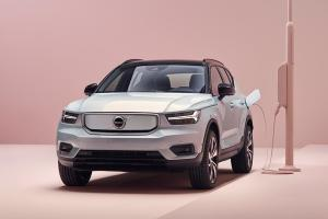 2021 Volvo S90 เปิดงาน Motor Expo พร้อมเล็งทำตลาดรถยนต์ไฟฟ้าปีหน้า