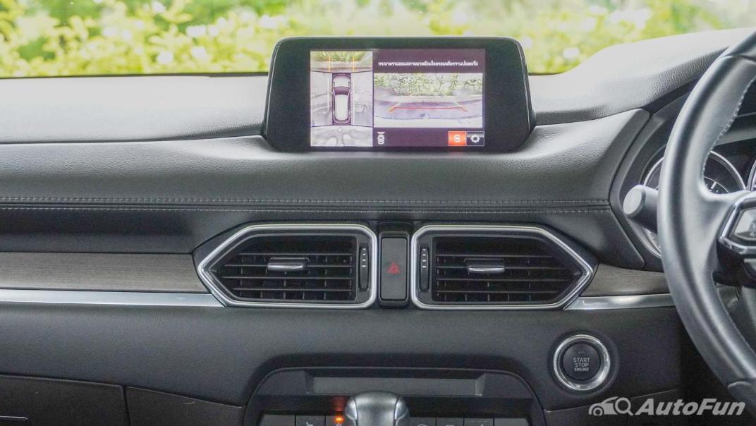 2020 2.5 Mazda CX-8 Skyactiv-G SP Interior 016