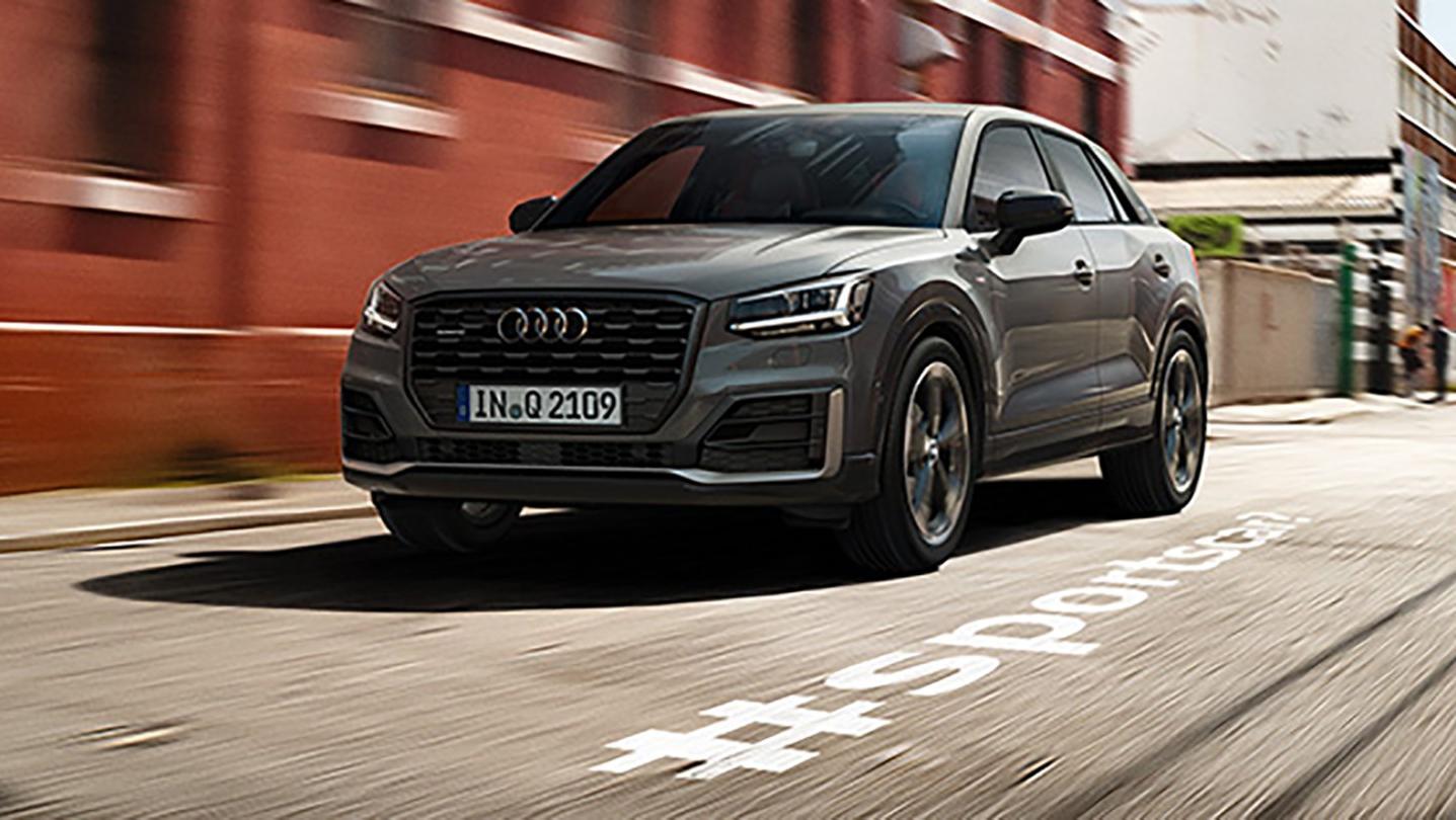 Audi Q3 2020 Exterior 005