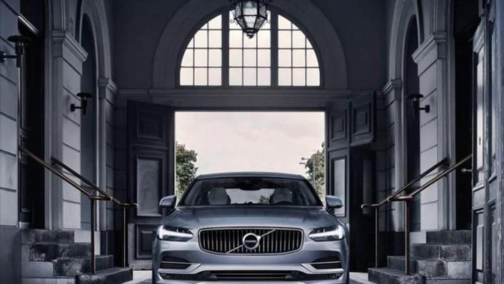 Volvo S90 Public 2020 Exterior 005