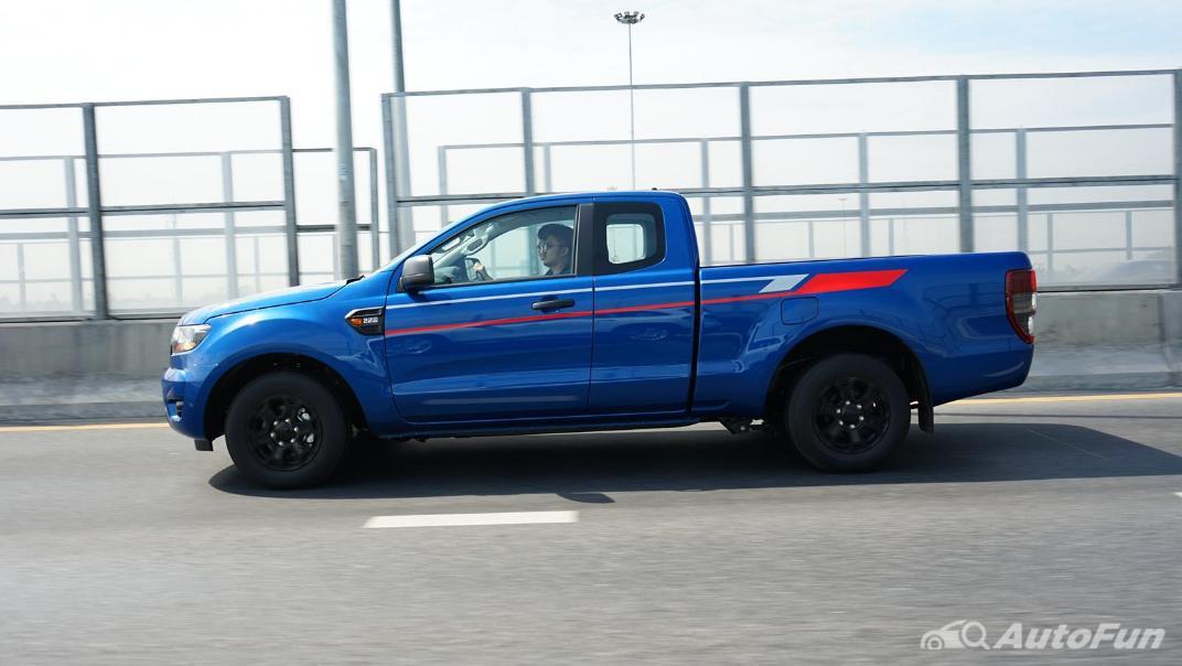 2021 Ford Ranger XL Street Exterior 036