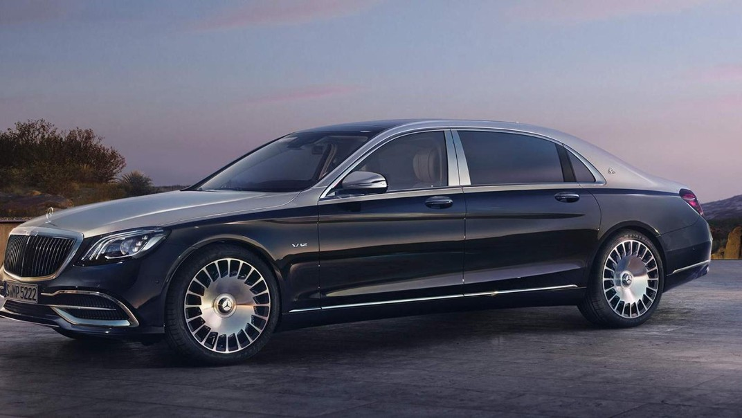 Mercedes-Benz Maybach S-Class 2020 Exterior 003