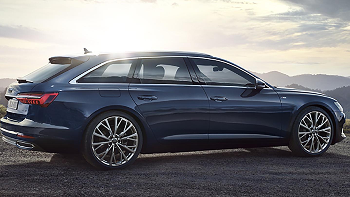 Audi A4 Avant 2020 Exterior 008