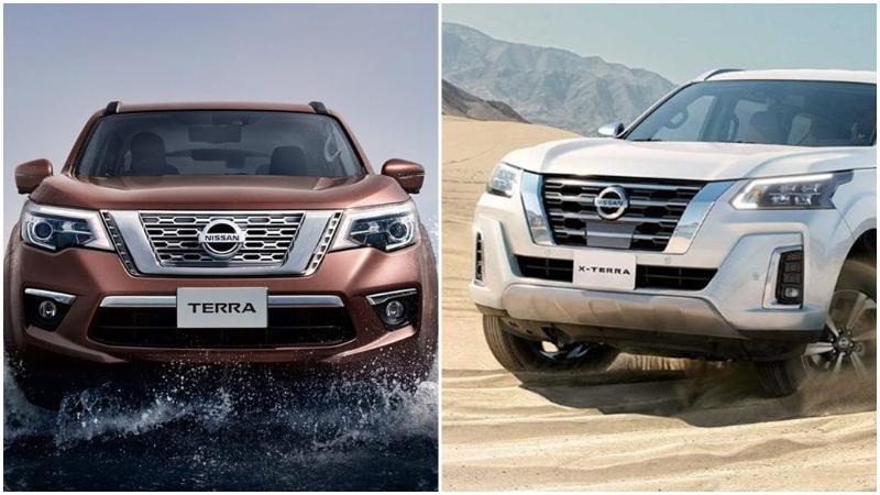ต้องดู 2021 Nissan Terra หน้าใหม่สวยใสใช้เครื่องเดิม เทียบตัวเก่ามีอะไรเปลี่ยนไปบ้าง 02