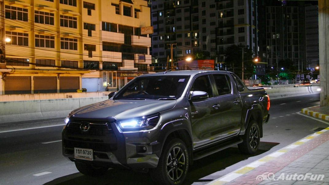 2020 Toyota Hilux Revo Double Cab 4x4 2.8High AT Exterior 024