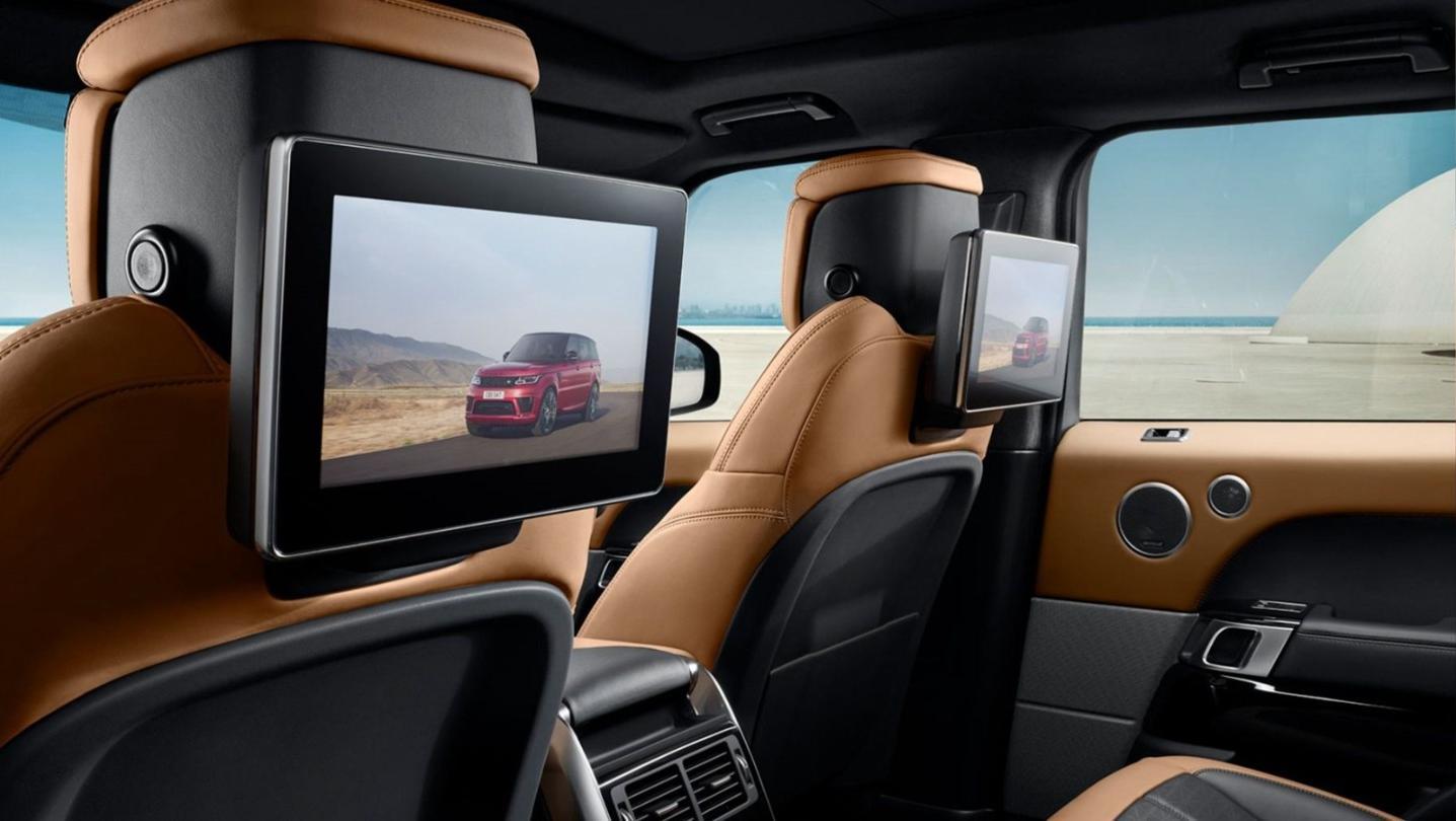 Land Rover Range Rover Sport 2020 Interior 010
