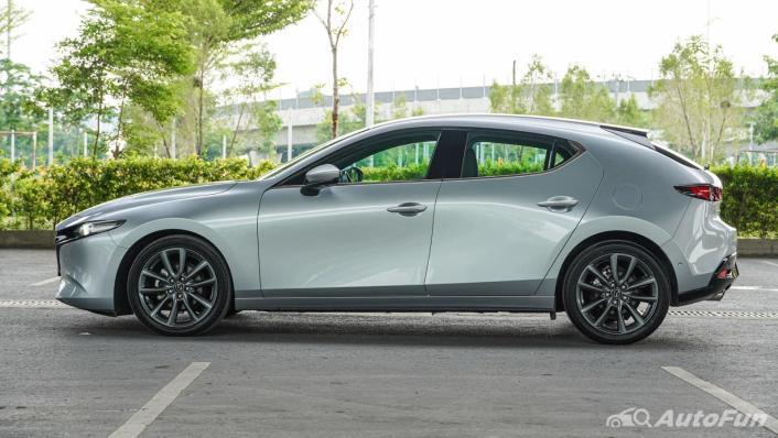 2020 Mazda 3 Fastback 2.0 SP Sports Exterior 008