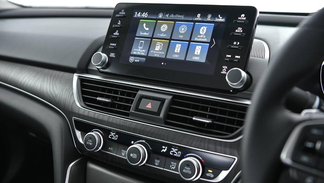 2021 Honda Accord 1.5 Turbo EL Interior 043