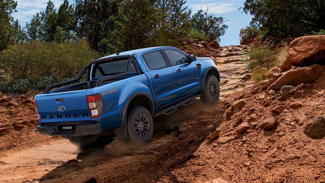 2021 Ford Ranger FX4 MAX Exterior 026