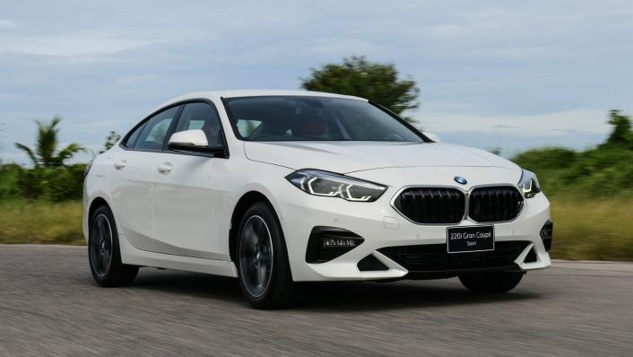 2021 BMW 2 Series Gran Coupe 220i Sport Exterior 002