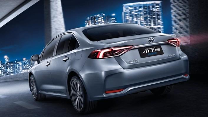 Toyota Corolla-Altis Public 2020 Exterior 003