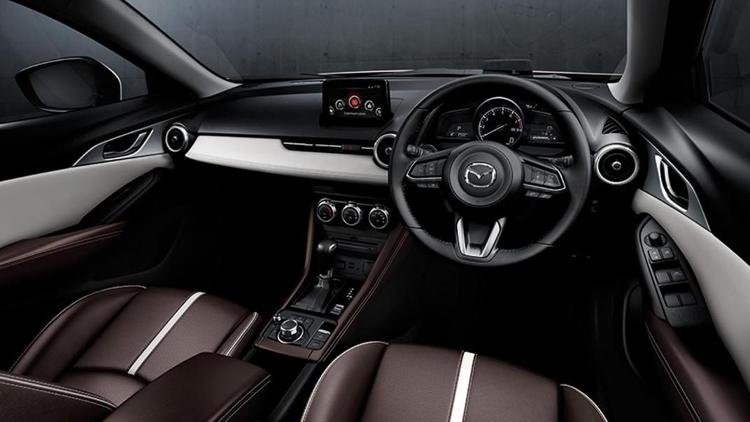 Mazda CX-3 2020 Interior 003