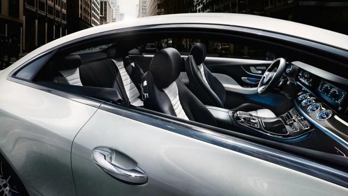 Mercedes-Benz E-Class Coupe 2020 Exterior 005