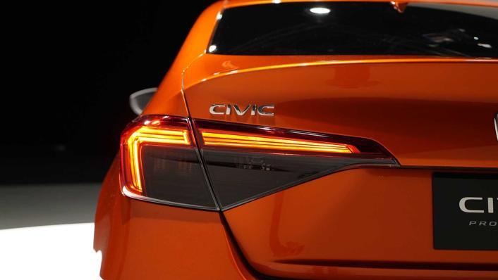 2021 Honda Civic International Version Exterior 009