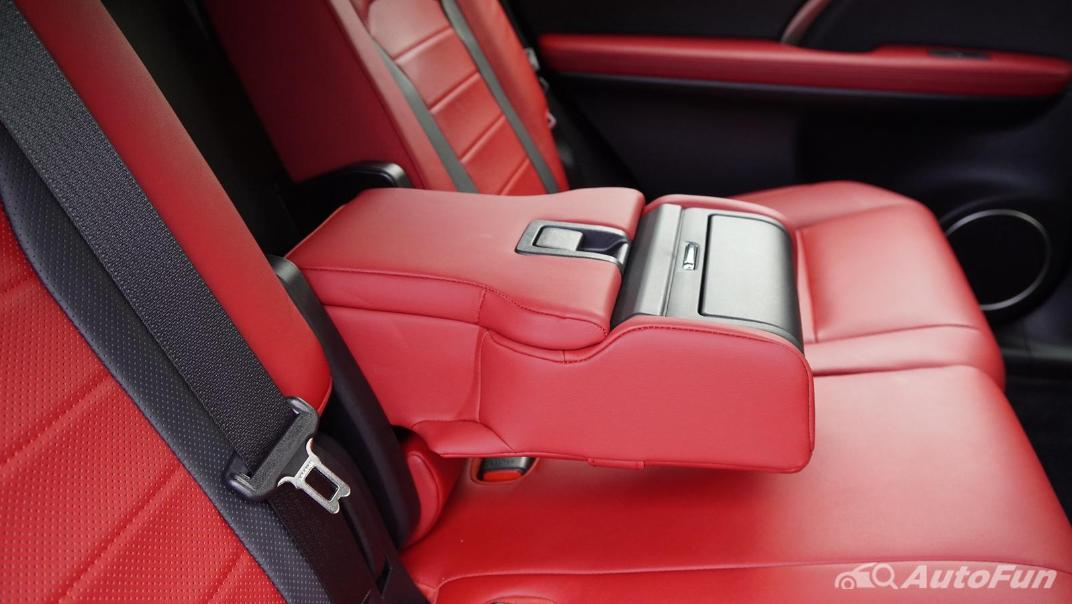 2020 Lexus RX 3.5 350 F Sport Interior 047