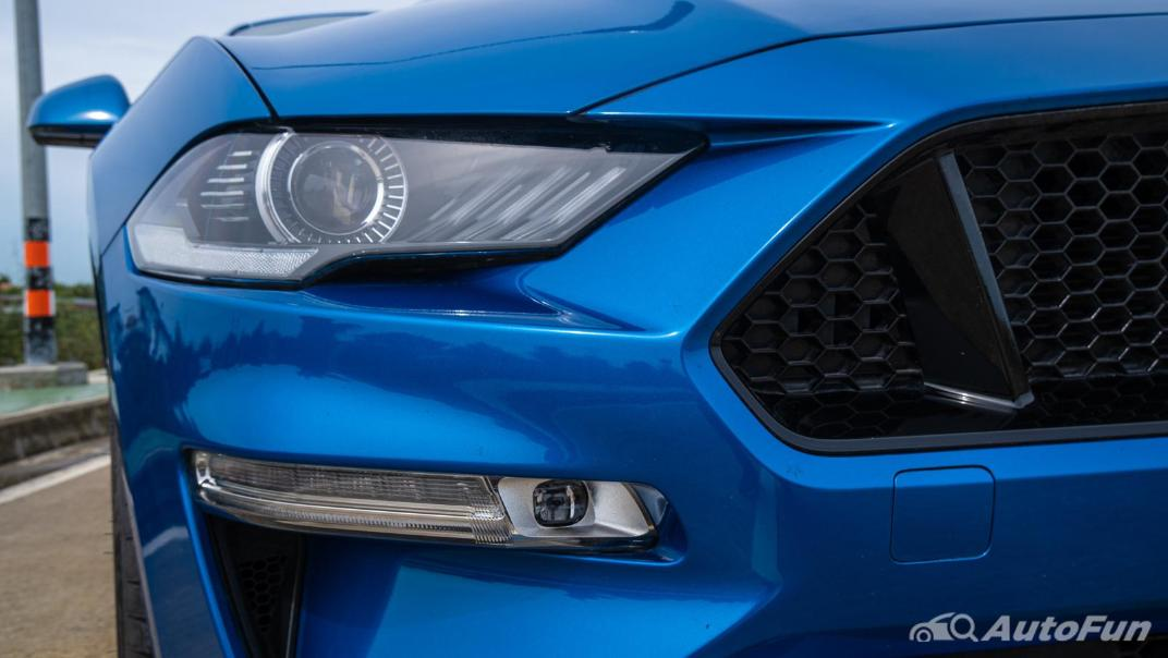 2020 Ford Mustang 5.0L GT Exterior 017