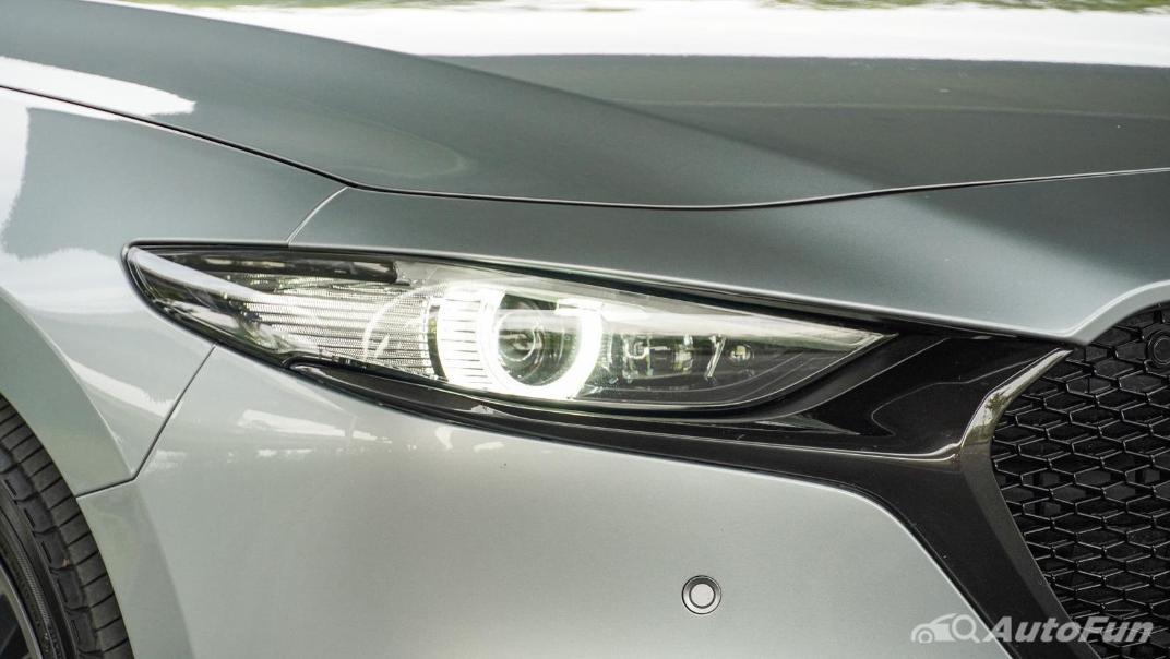2020 Mazda 3 Fastback 2.0 SP Sports Exterior 015