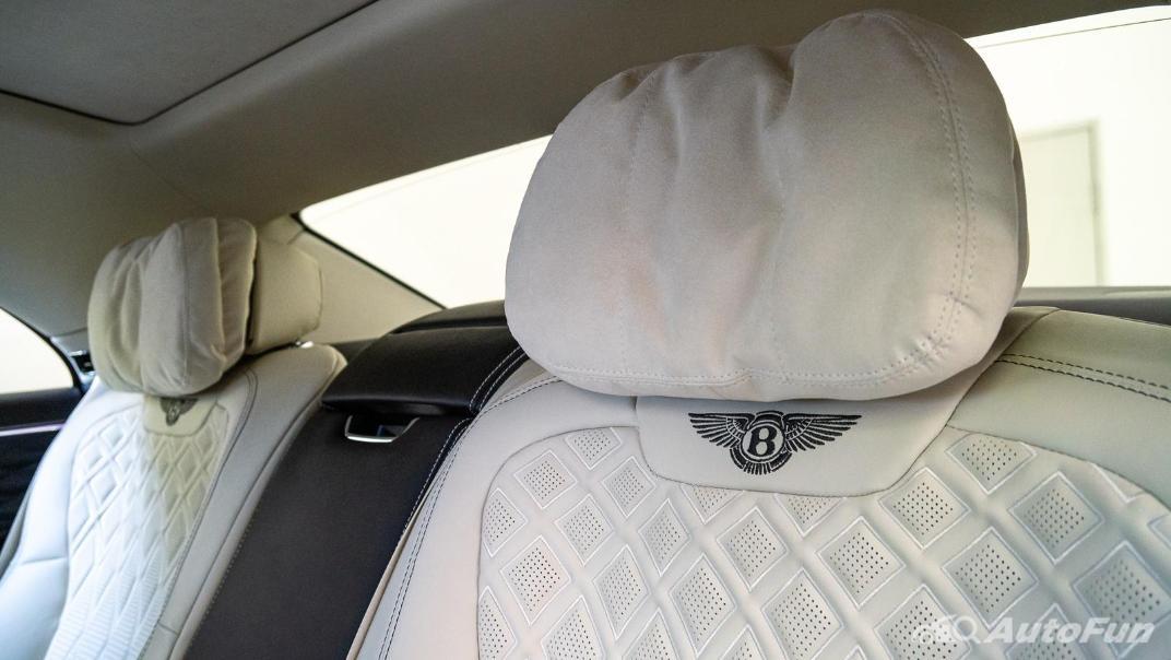 2020 Bentley Flying Spur 6.0L W12 Interior 034