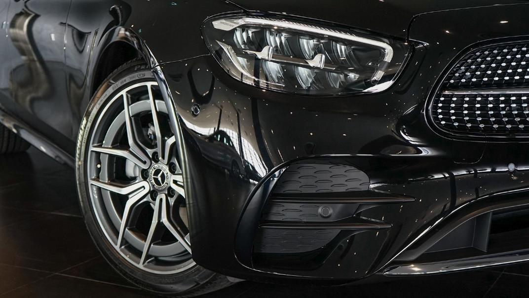 2021 Mercedes-Benz E-Class Saloon E 220 d AMG Sport Exterior 011