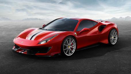 2021 Ferrari 488 Pista 3.9 V8 ราคารถ, รีวิว, สเปค, รูปภาพรถในประเทศไทย | AutoFun
