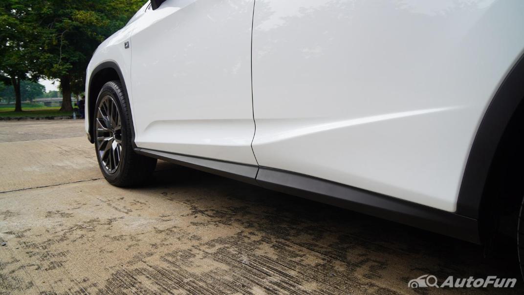 2020 Lexus RX 3.5 350 F Sport Exterior 049
