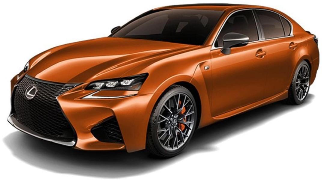 Lexus GS Public 2020 Others 005