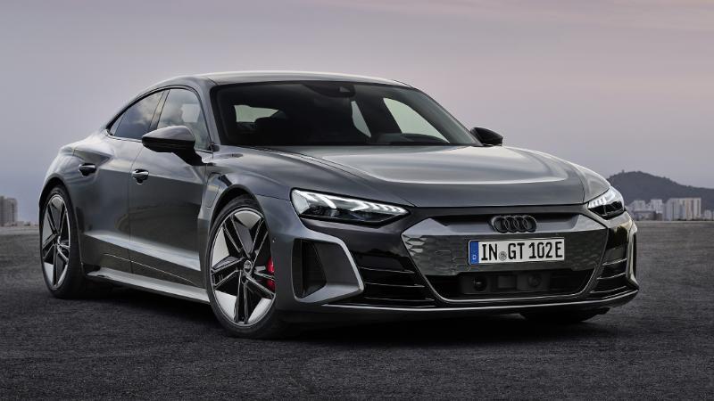 เปิดตัว 2021 Audi RS e-tron GT ราคา 6.39 ล้านบาท สเปคนำเข้าฝาแฝด Taycan 02