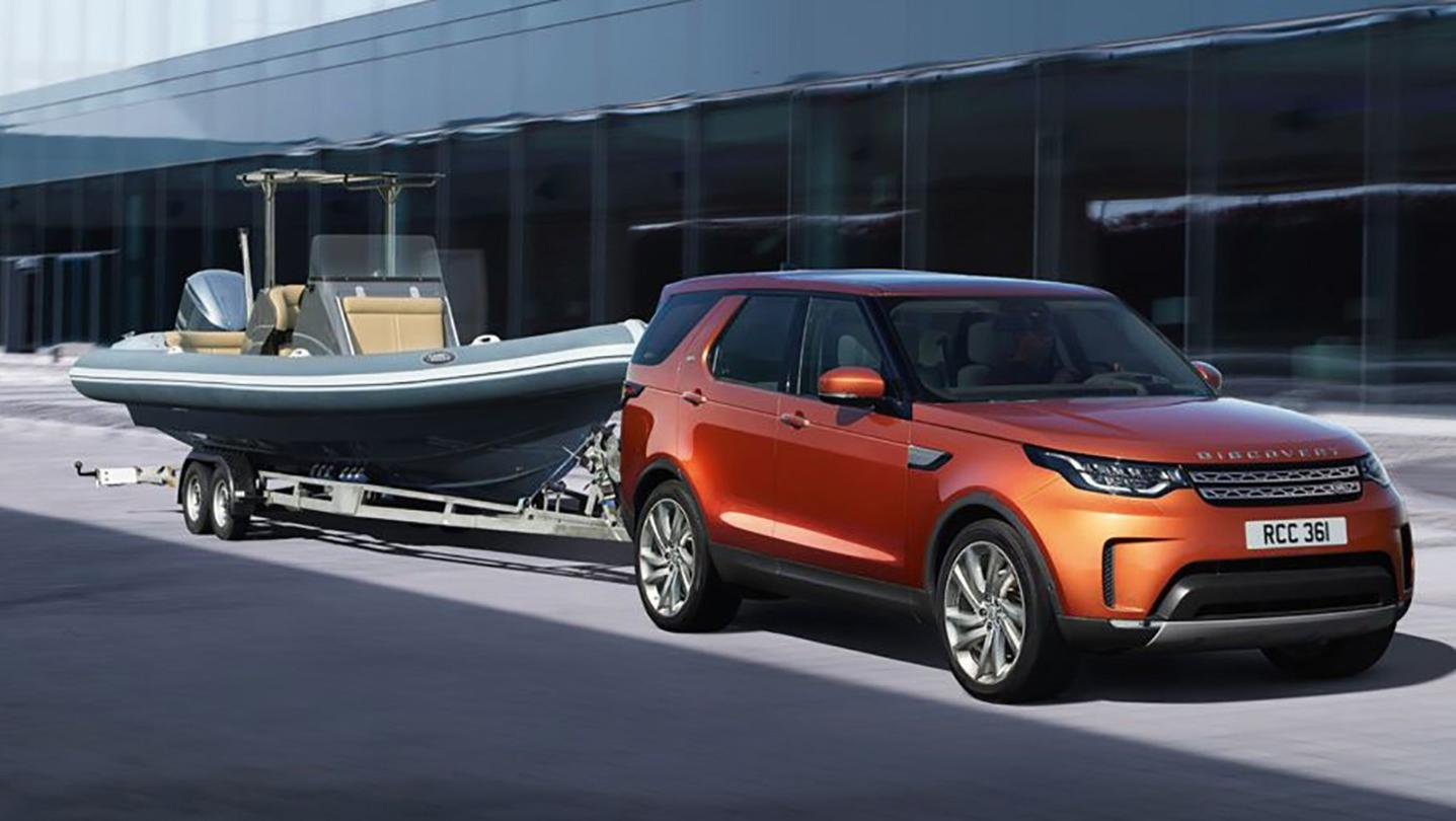 Land Rover Discovery 2020 Exterior 004
