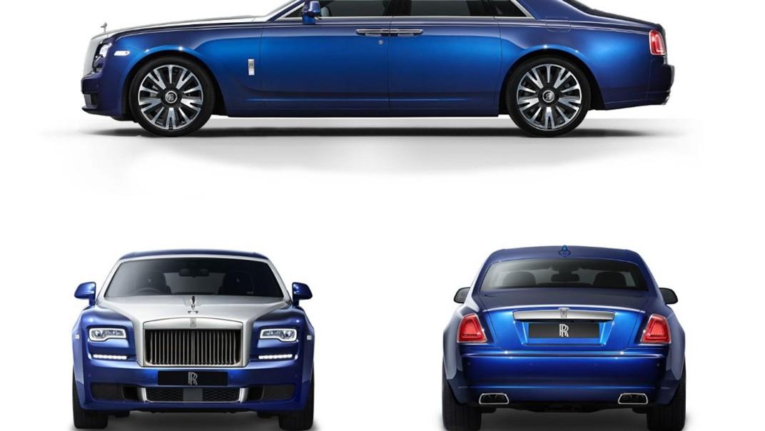 Rolls-Royce Ghost 2020 Exterior 002