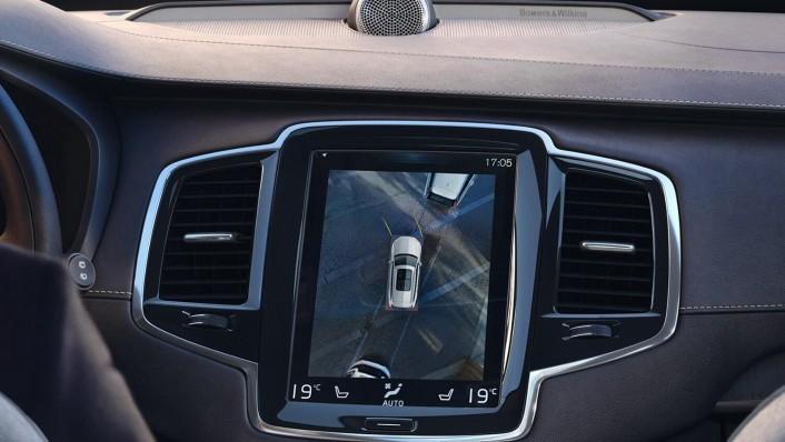 Volvo XC 90 2020 Interior 005