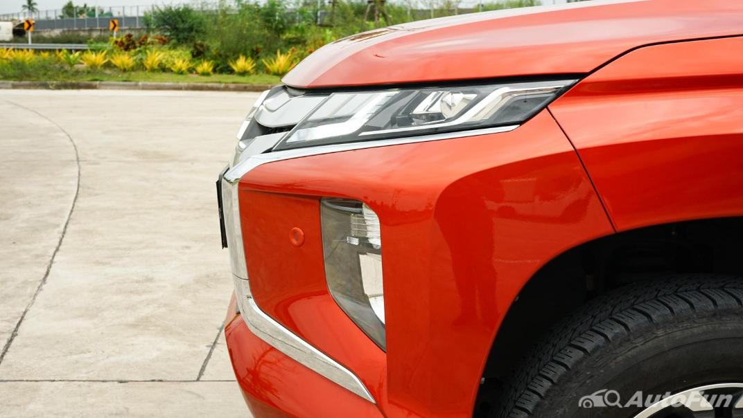 2020 Mitsubishi Triton Double Cab 4WD 2.4 GT Premium 6AT Exterior 013