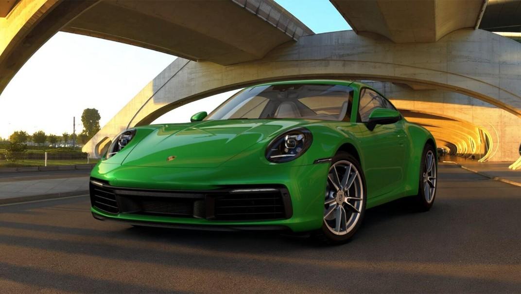 Porsche 911 Public 2020 Exterior 004
