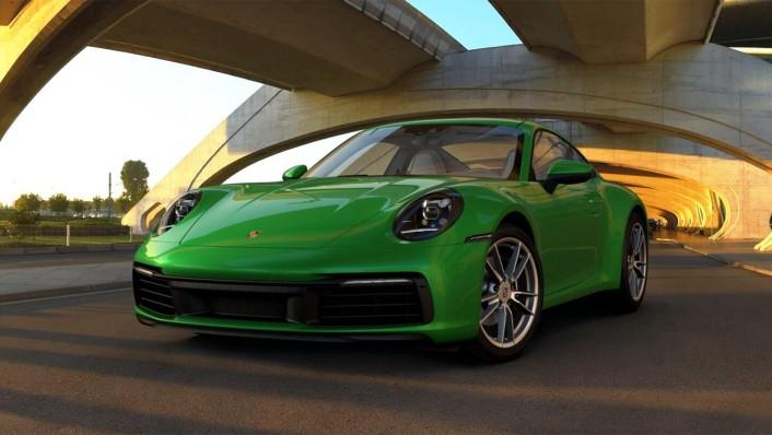 Porsche 911 2020 Exterior 004