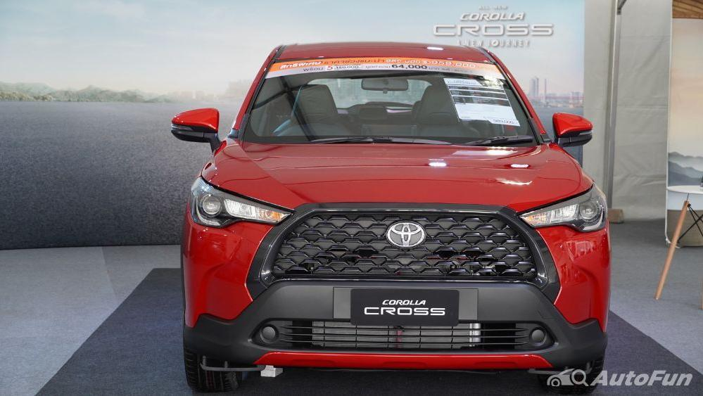 Toyota Corolla Cross Exterior 026