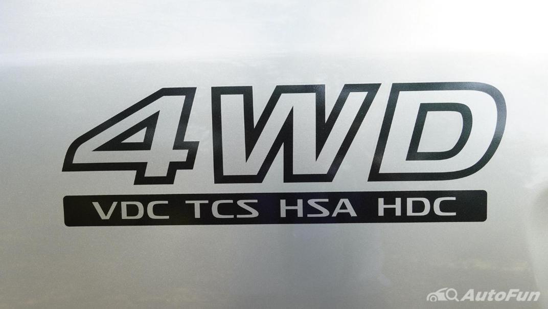 2021 Nissan Navara Double Cab 2.3 4WD VL 7AT Exterior 046