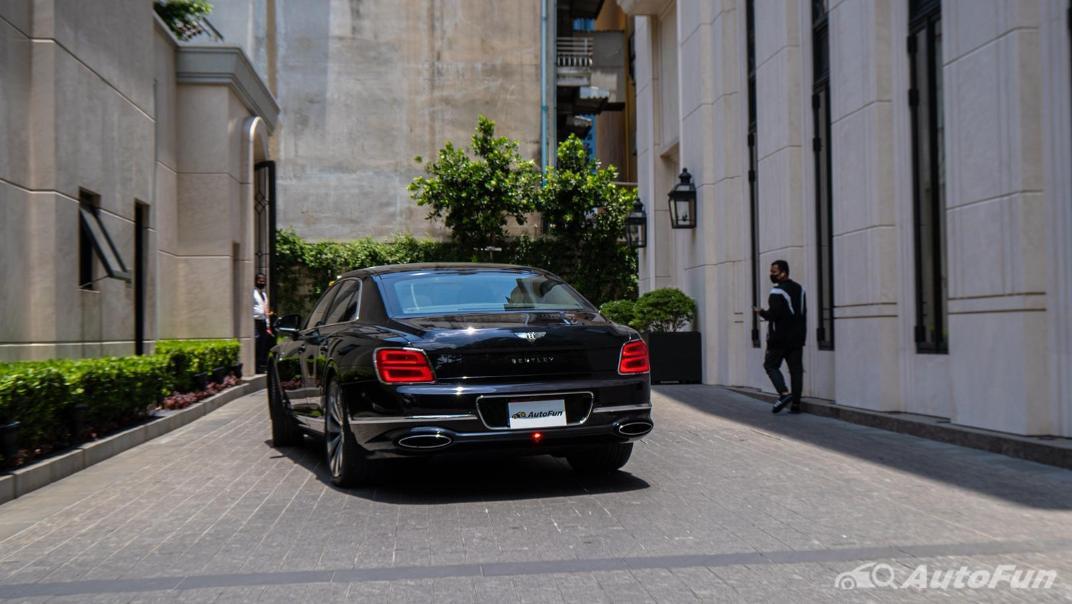 2020 Bentley Flying Spur 6.0L W12 Exterior 057