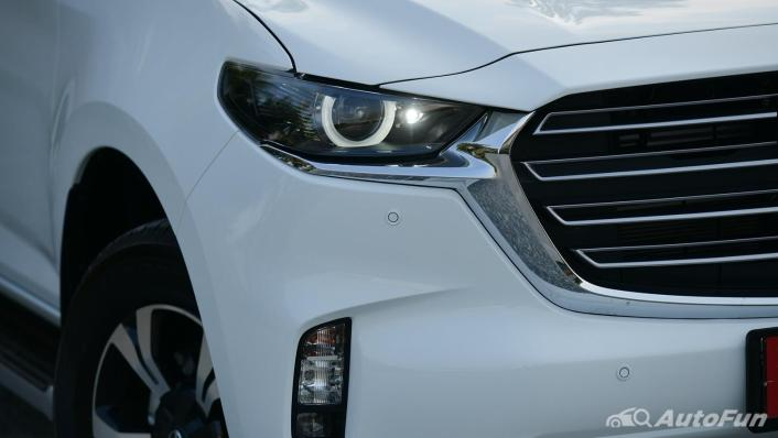2021 Mazda BT-50 Pro Double Cab 1.9 SP Hi-Racer 6AT Exterior 007