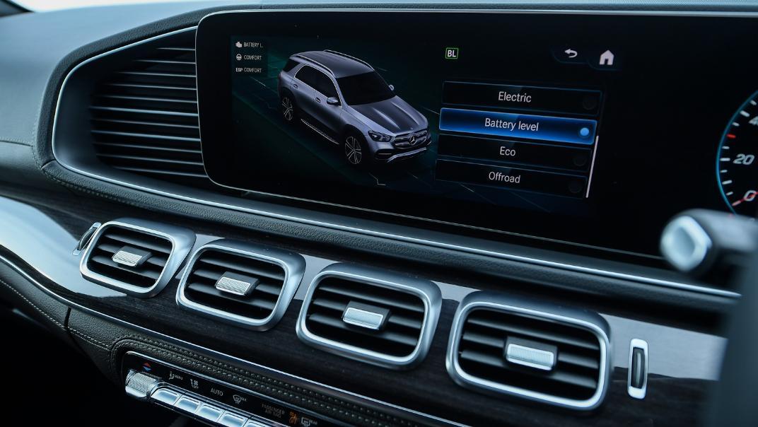 2021 Mercedes-Benz GLE-Class 350 de 4MATIC Exclusive Interior 102