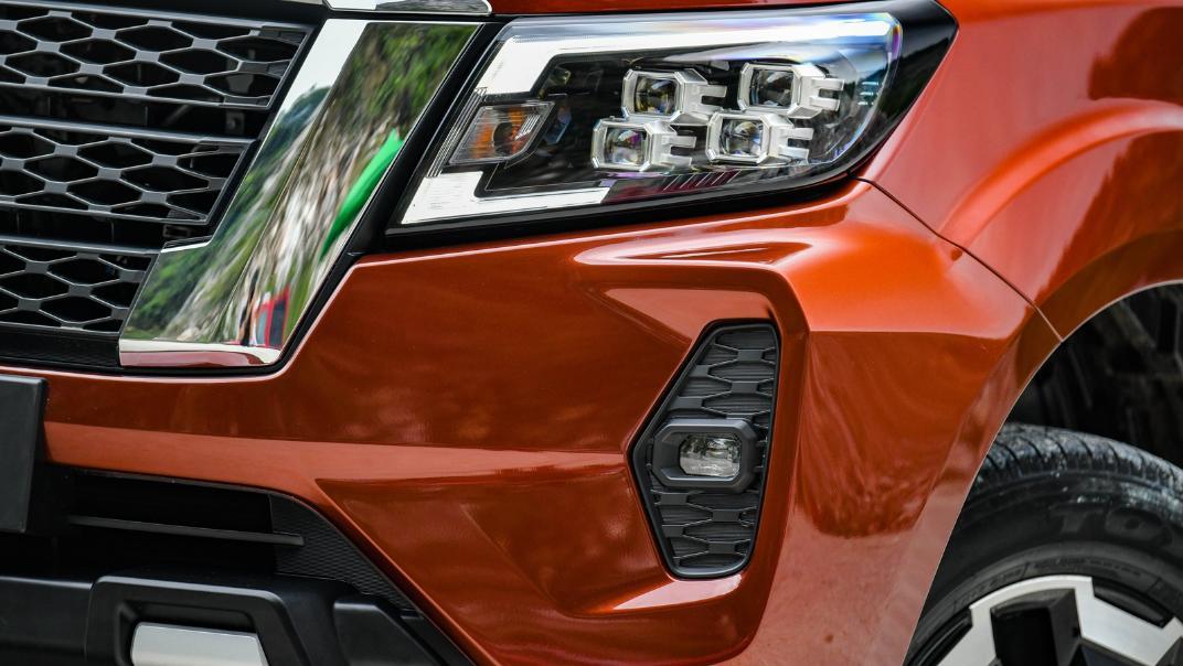 2021 Nissan Navara Double Cab 2.3 4WD VL 7AT Exterior 096