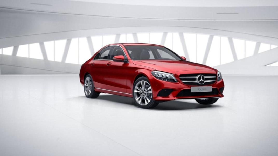 Mercedes-Benz C-Class Saloon 2020 Exterior 017