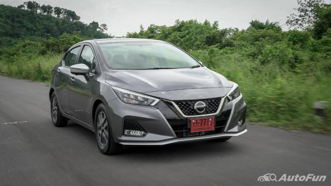 2021 Nissan Almera 1.0L Turbo V Sportech CVT Exterior 026
