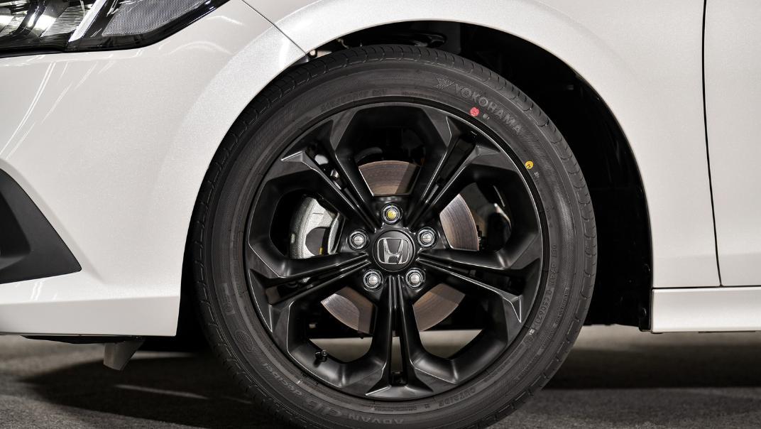 2022 Honda Civic RS Exterior 054