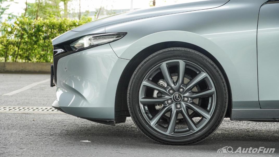 2020 Mazda 3 Fastback 2.0 SP Sports Exterior 034
